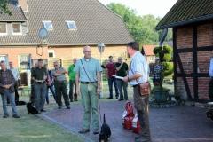 Elrik v Tannenhof mit Werner Thress