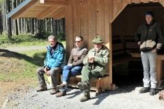 13 Wanderführer Herr Kaiser (links)